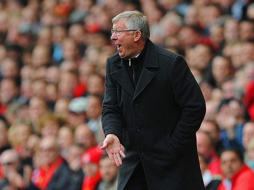 Amit-amit kalau Sir Alex Ferguson Sampai Marah