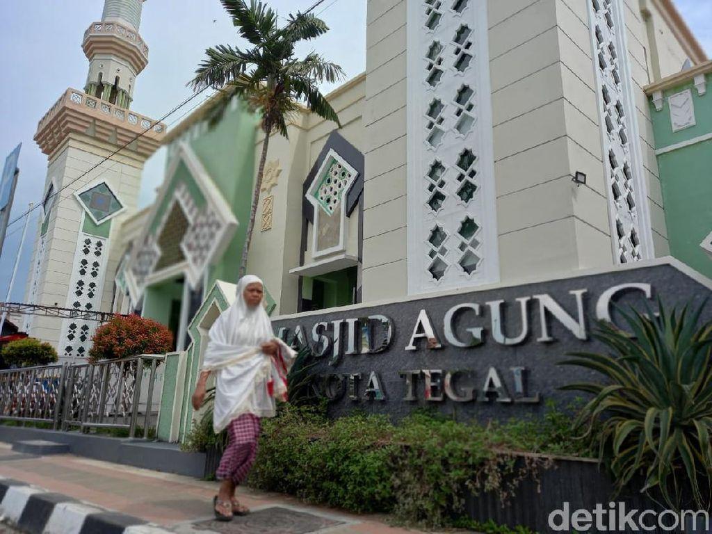 Pemkot Tegal Perbolehkan Salat Id di Masjid dan Alun-alun