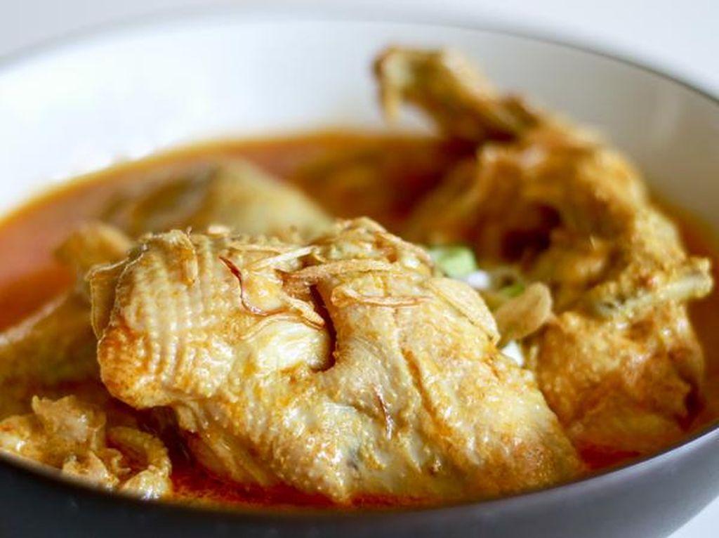 Resep Gulai Ayam Khas Padang yang Cocok untuk Sajian Lebaran