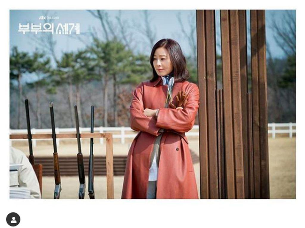 Demam Drakor Pelakor, Suka Gaya Ji Sun Woo atau Da Kyung?