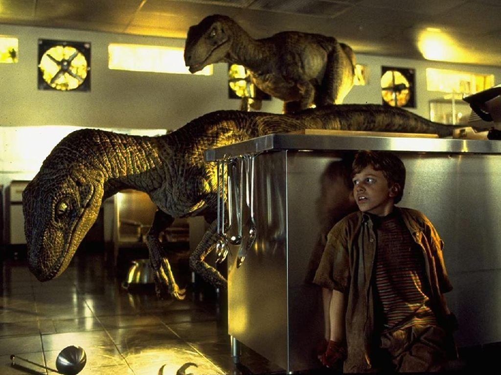 Jurassic Park Dikritik Tak Akurat soal Kehidupan Raptor 65 Juta Tahun Lalu