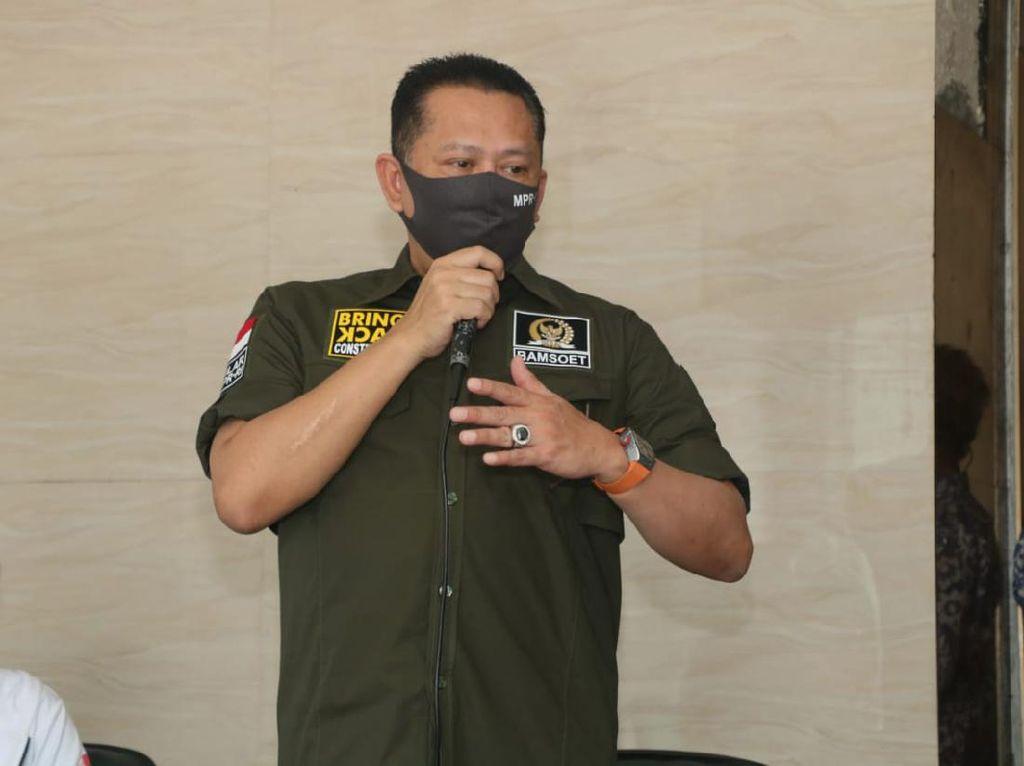 Pimpinan MPR Ajak Mahasiswa Ikut Sukseskan PSBB
