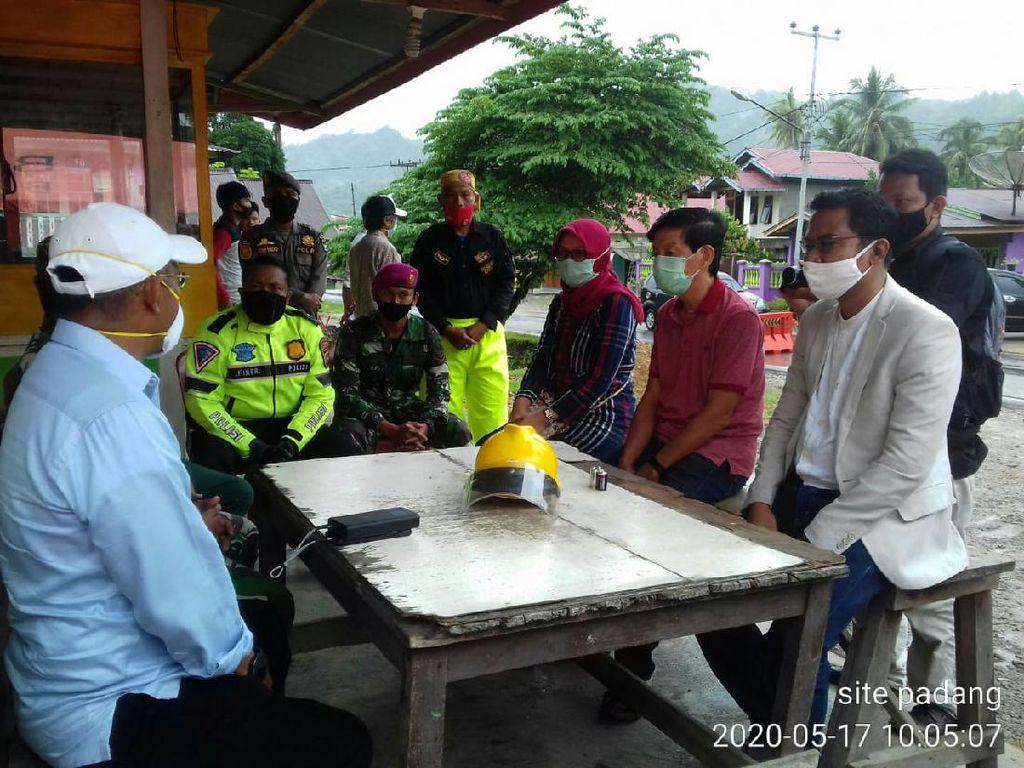 Cekcok Dokter Tolak Tunjukkan KTP ke Petugas PSBB Berujung Pinta Maaf