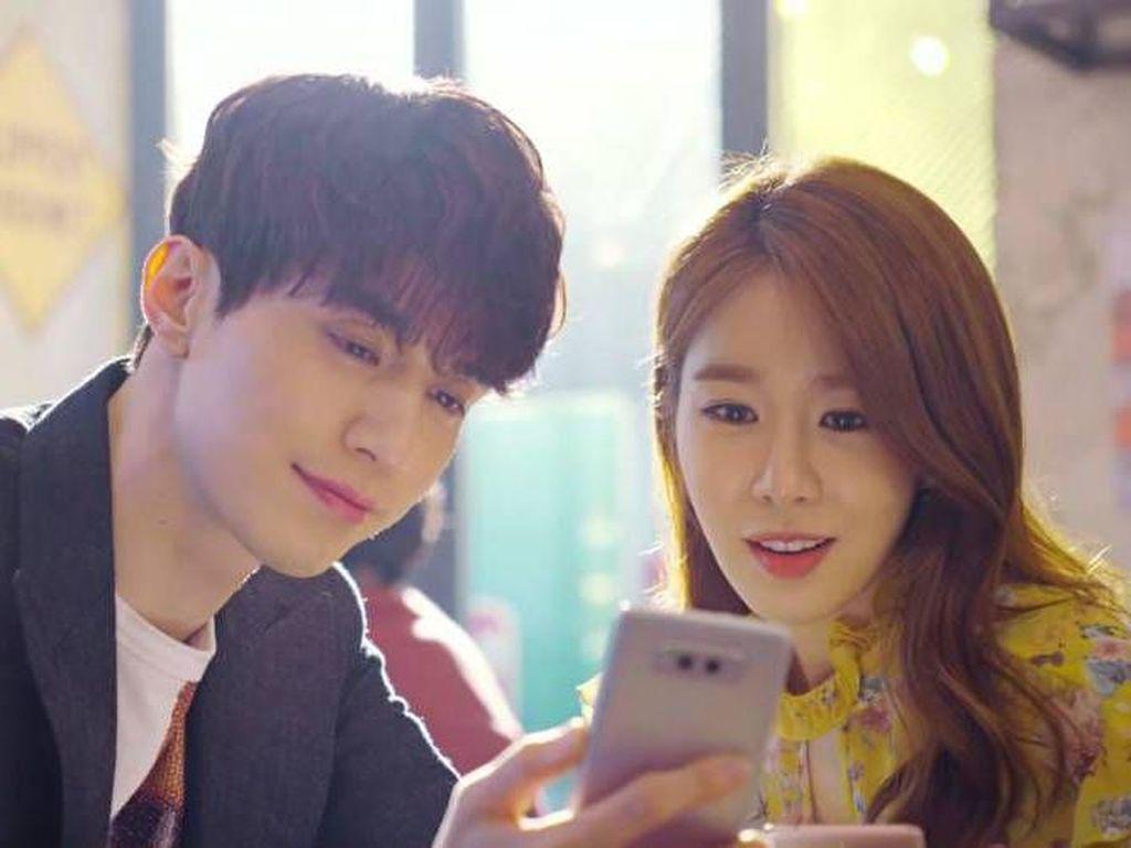 Lee Dong Wook-Yoo In Na Makin Akrab di Episode Terbaru Touch Your Heart