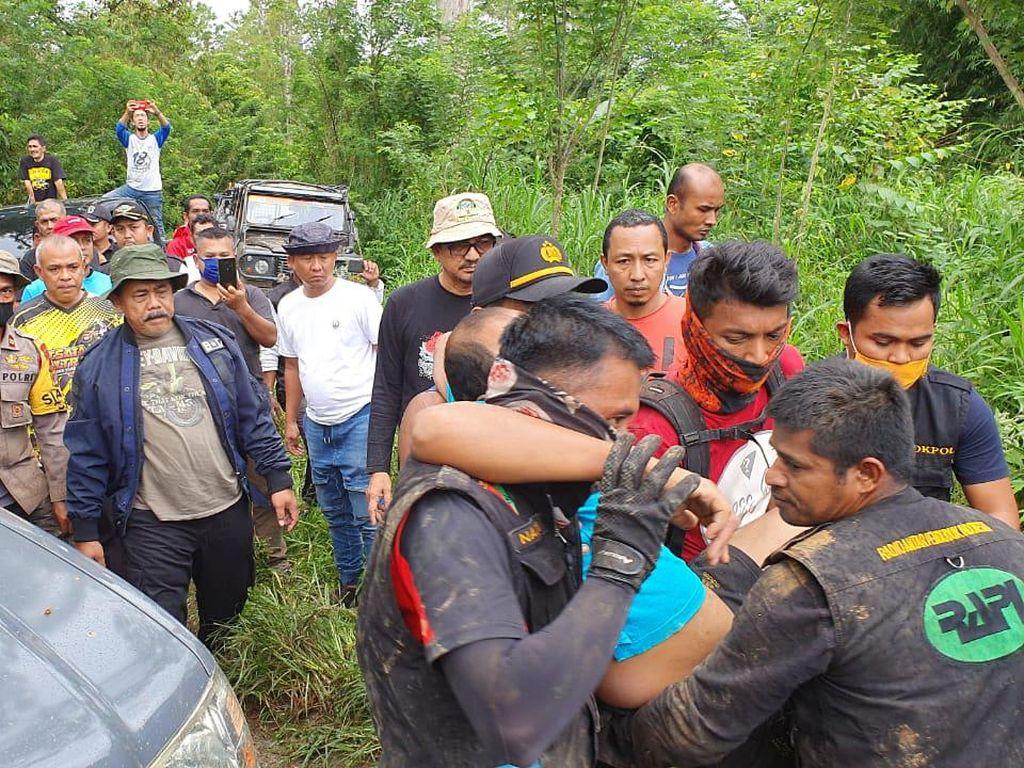 4 Hari Hilang Usai Patroli Illegal Logging, Polisi di Aceh Ditemukan Selamat