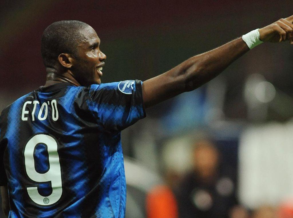 Samuel Etoo Cinta Mati dengan Inter Milan
