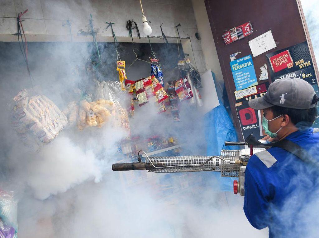 DBD Merajalela di Tengah Pandemi Corona