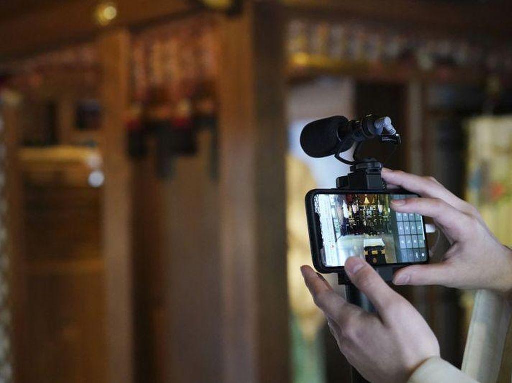 Kuil Jepang Buka Layanan Online Usir Roh Jahat