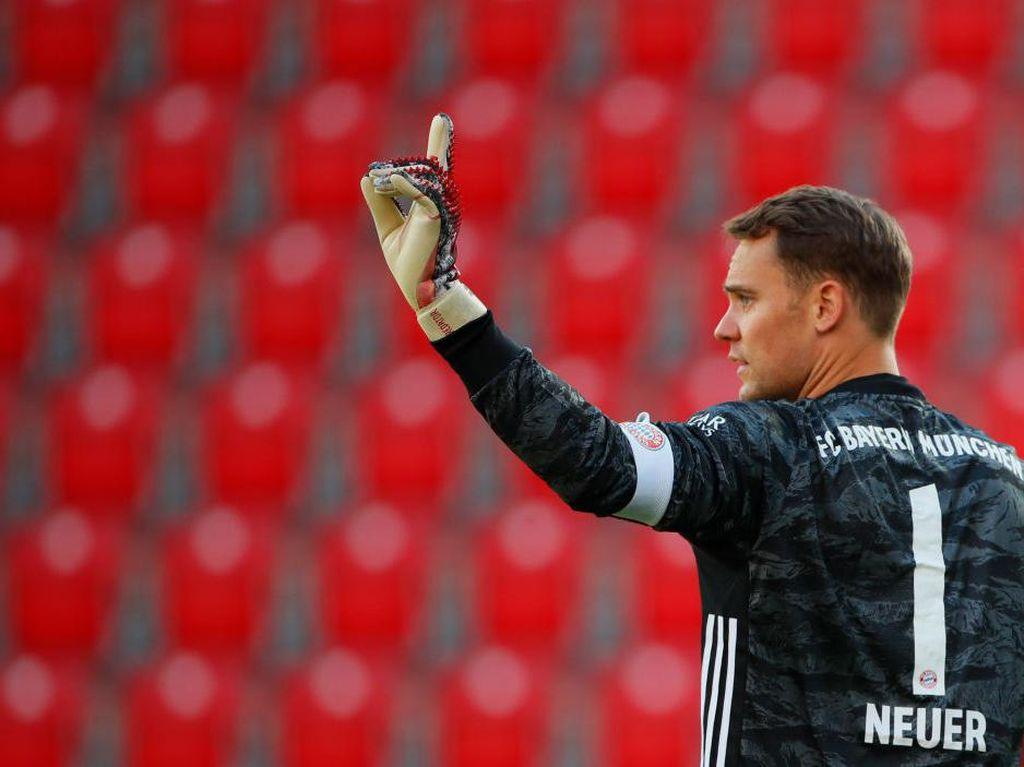 Neuer Impikan Kapteni Bayern ke Final Liga Champions di Kandang Lagi