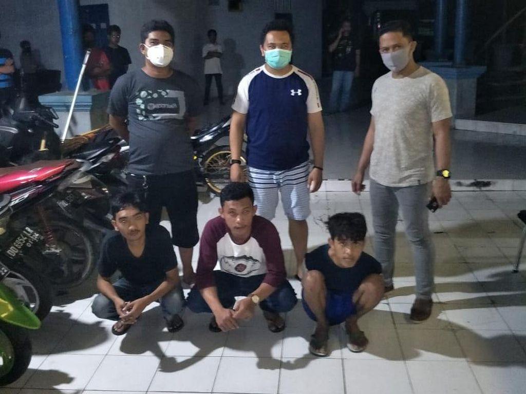 Gasak Toko dan Rumah Warga, Komplotan Perampok di Gowa Ditangkap