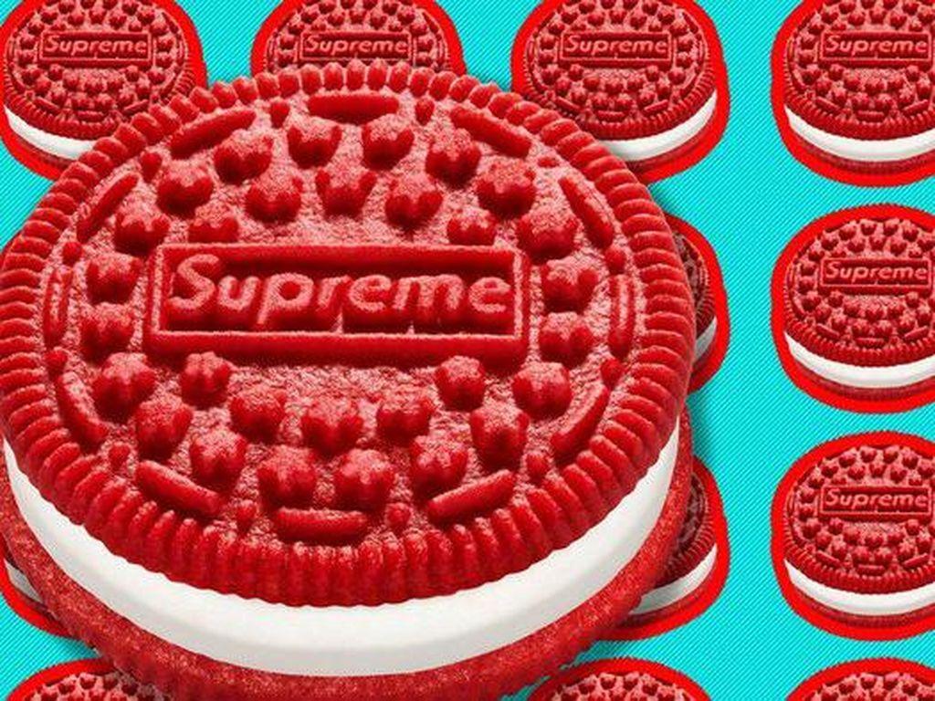 Selain Oreo x Supreme, Ini 5 kolaborasi Brand Makanan dan Fashion yang Hits