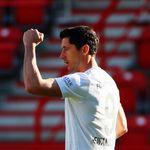 Lima Musim Beruntun, Lewandowski Cetak 40 Gol untuk Bayern
