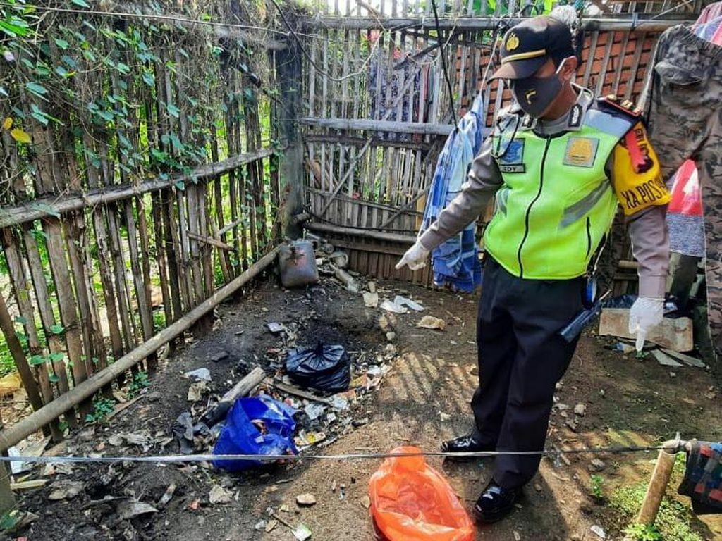 Mayat Bayi Terkubur di Belakang Kos Bikin Geger Warga Purworejo