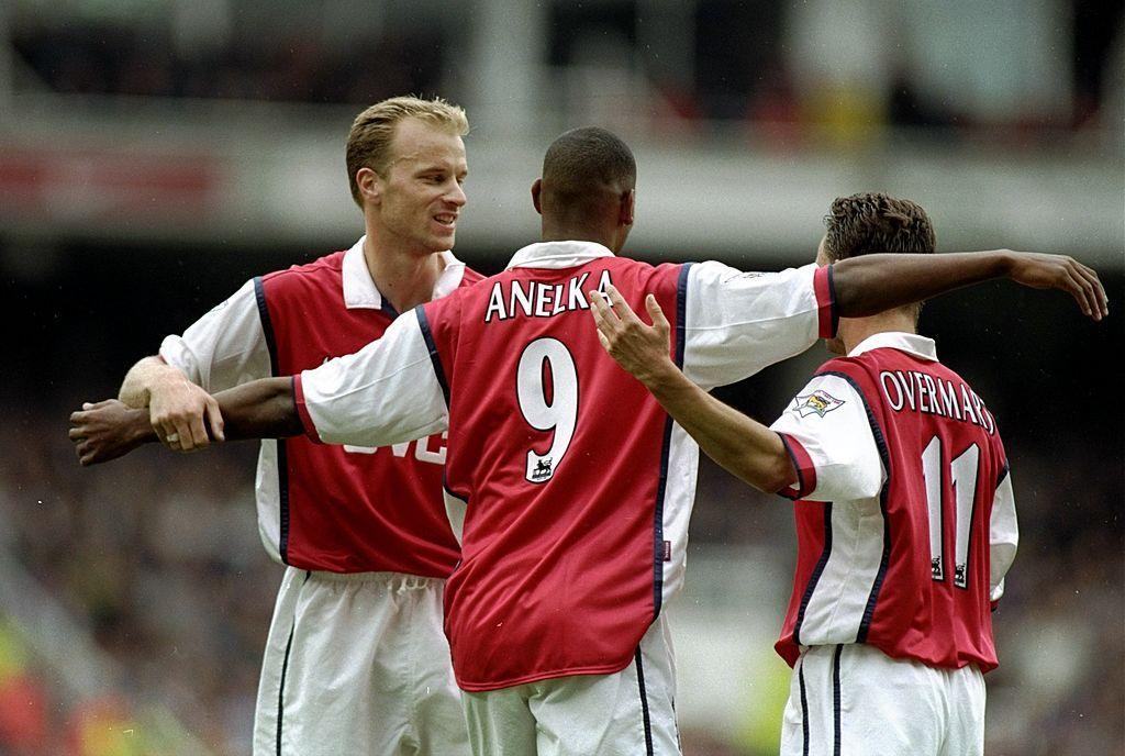 Arsenal di musim 1997/1998