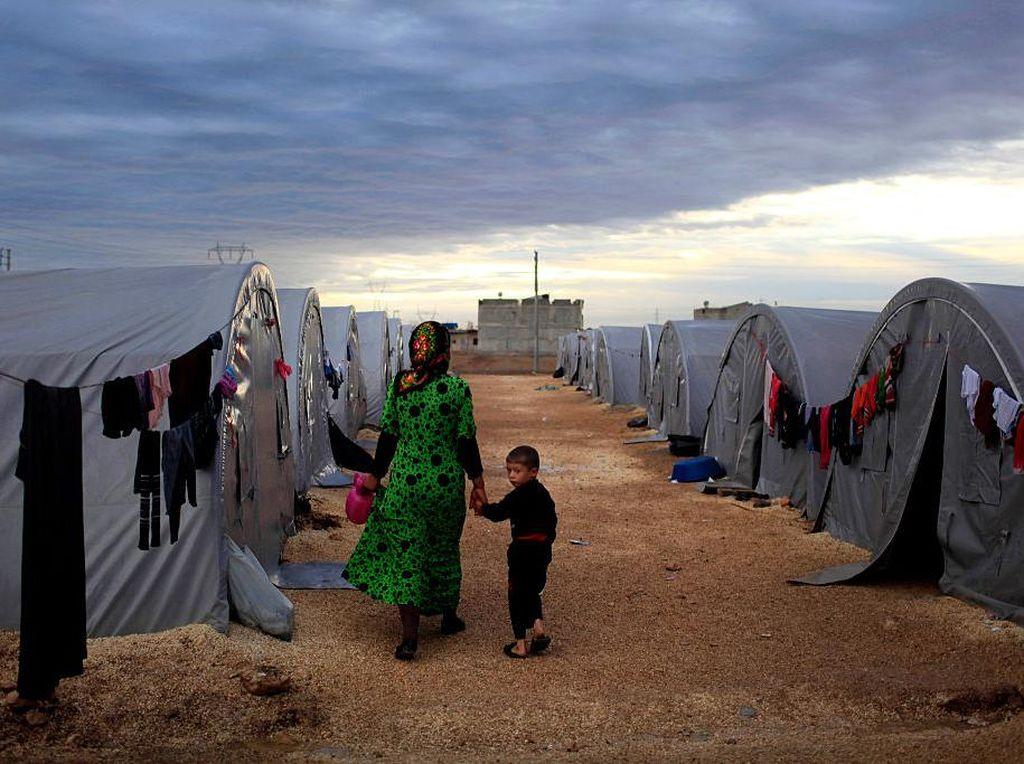 Potret Etnis Kurdi yang Tersisa dari Konflik Timur Tengah