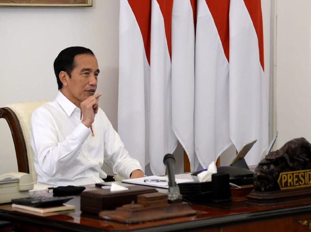 Soal Angka R0 dan Rt Corona yang Ingin Diturunkan Presiden Jokowi