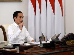 Jokowi Perintahkan Tambahan Pasukan di Daerah dengan Kurva Corona Masih Tinggi