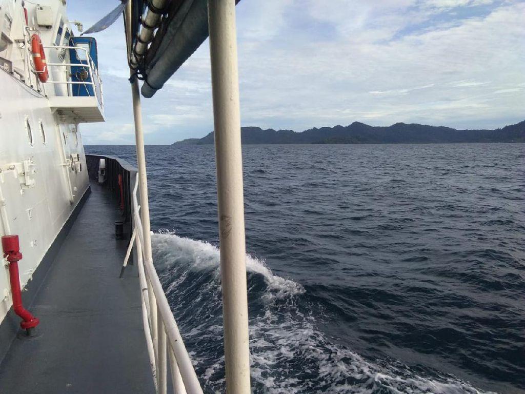 Kapal Pencari Ikan Hilang Kontak di Laut Tapanuli Tengah, Polisi Turun Tangan