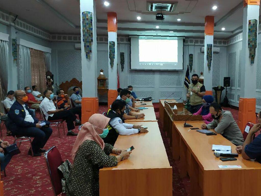 PSBB di Kota Cirebon Diperpanjang, Tapi Mal Boleh Beroperasi