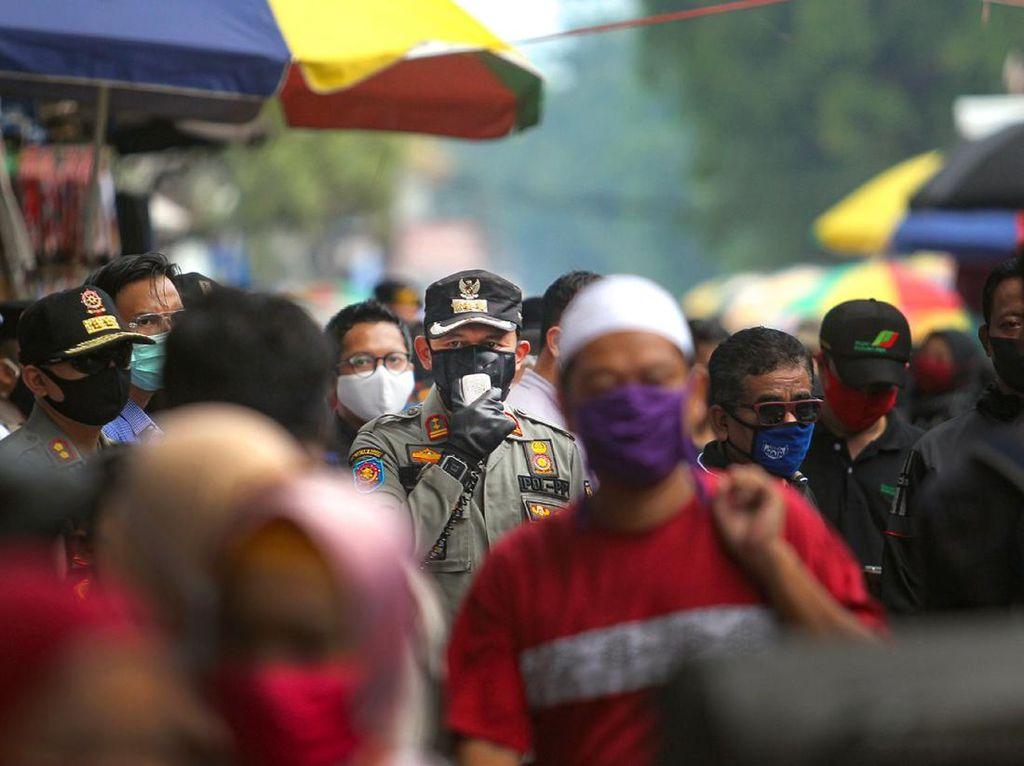 Psikolog: Indonesia Terserah Ungkapan Emosi di Tengah Pandemi
