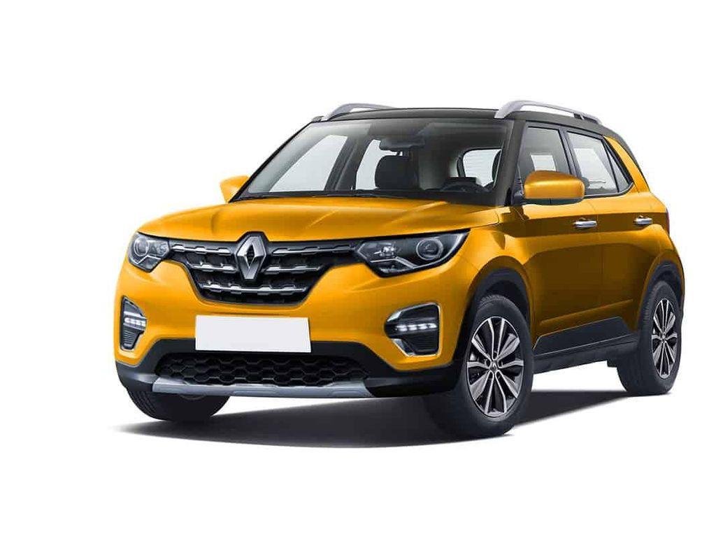 SUV Terbaru Renault Pasti Masuk Indonesia
