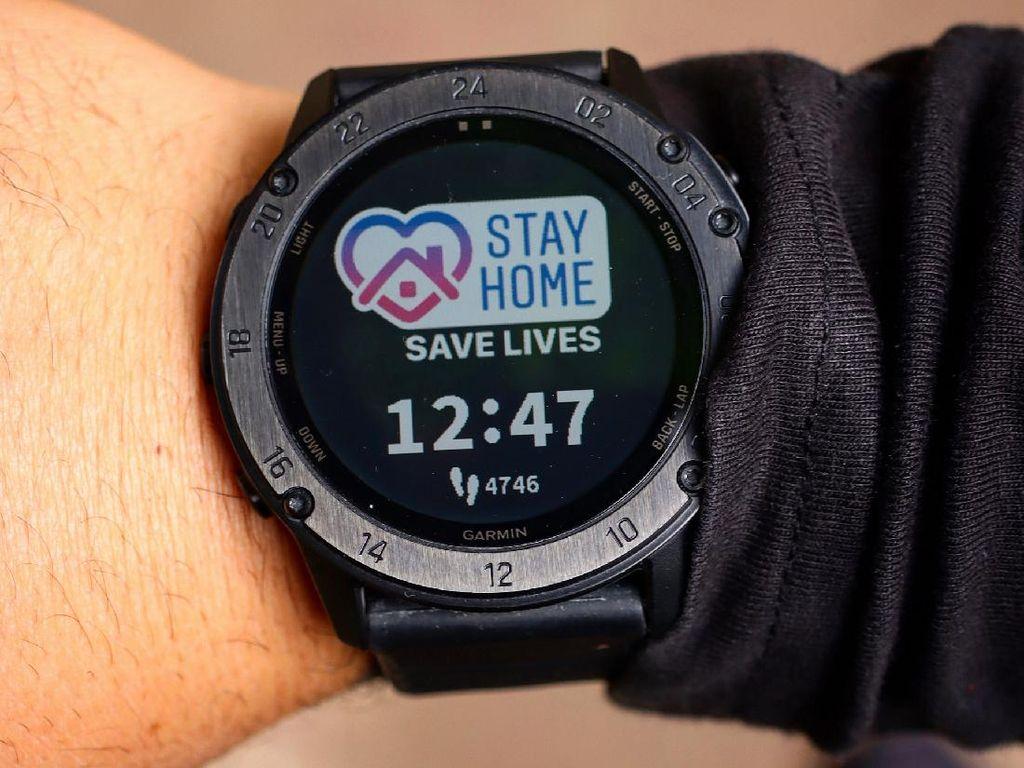 Teknologi Smartwatch Dijajaki Untuk Deteksi Dini COVID-19