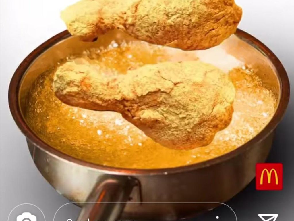 Akhirnya! Resep Ayam Goreng McD yang Renyah Gurih Terungkap