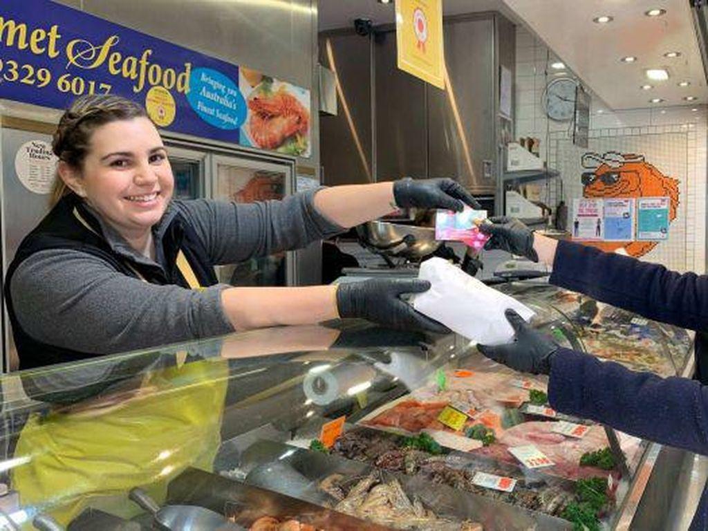 Mahasiswa Internasional di Melbourne Dapat Voucher Rp 2 Juta untuk Beli Makanan di Vic Market
