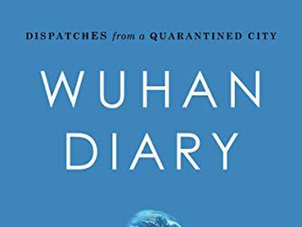 Picu Kontroversi, Buku Harian Penulis Asal Wuhan Terbit di AS