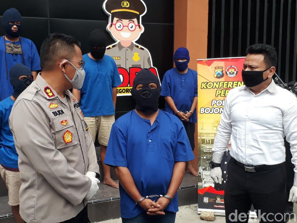 Alasan Pelaku Pamer Alat Kelamin di Bojonegoro, Jauh dari Istri