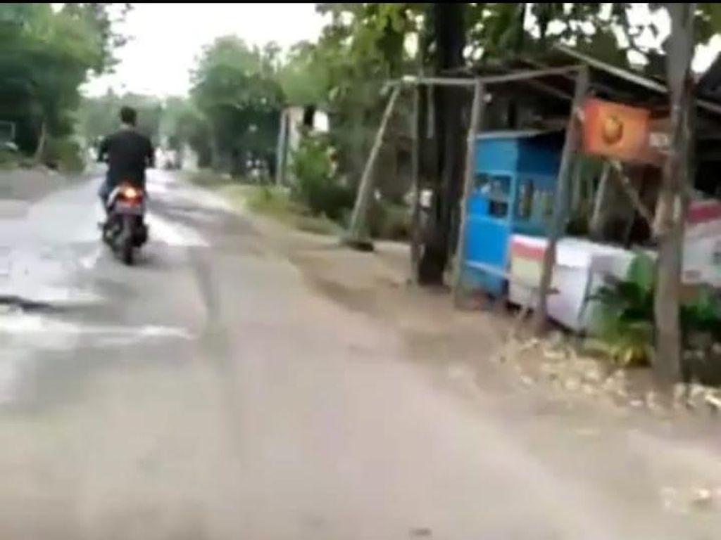 Pelaku Pamer Alat Kelamin di Bojonegoro yang Viral Ditangkap
