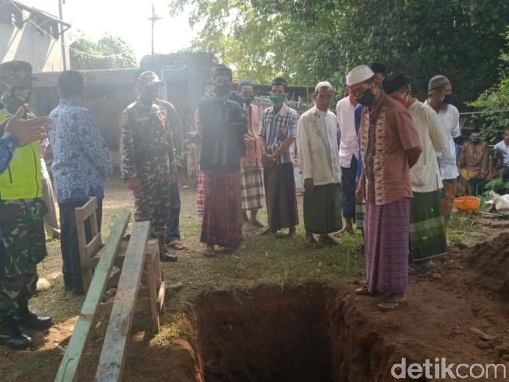 Tokoh Masyarakat di Kabupaten Pasuruan Berstatus PDP Corona Meninggal