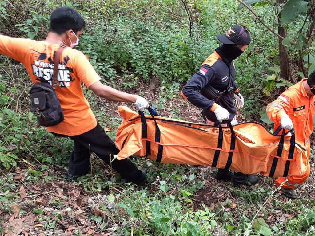 Penemuan Mayat Pria di Gunung Tebon Gegerkan Warga Wonogiri