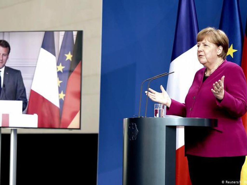 Prancis, Jerman Usulkan Dana Pemulihan dari Krisis Corona Senilai Rp 8 T