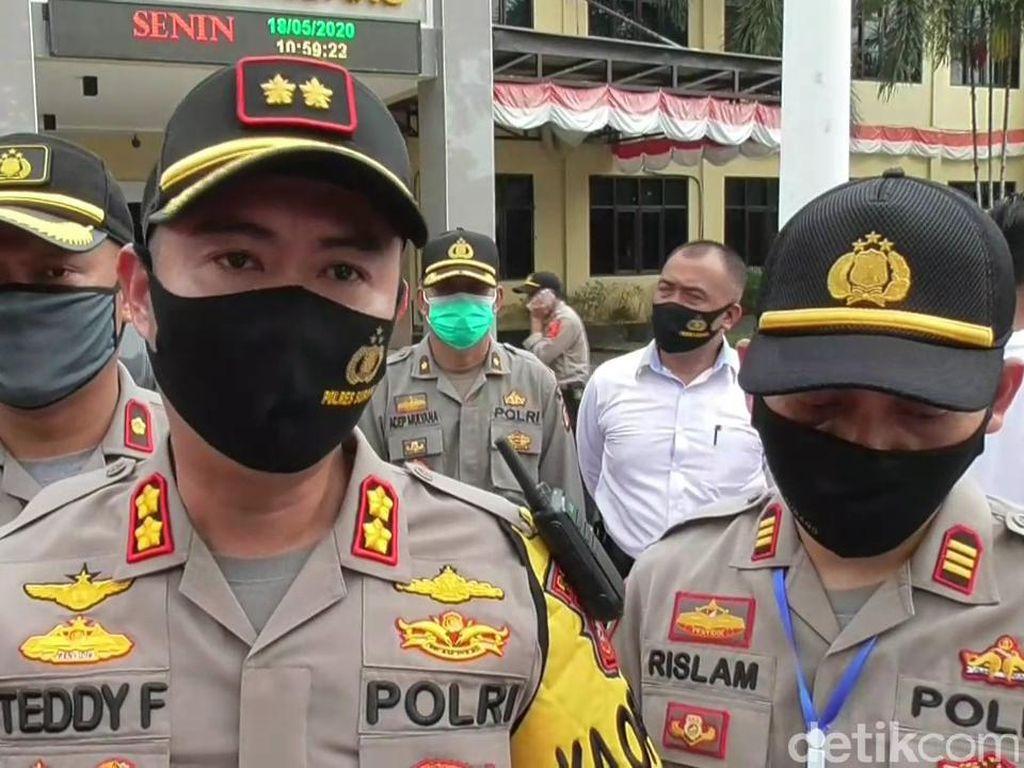 Polres Subang Tindak 12 Ribu Lebih Pelanggar PSBB dan Pemudik yang Nekat