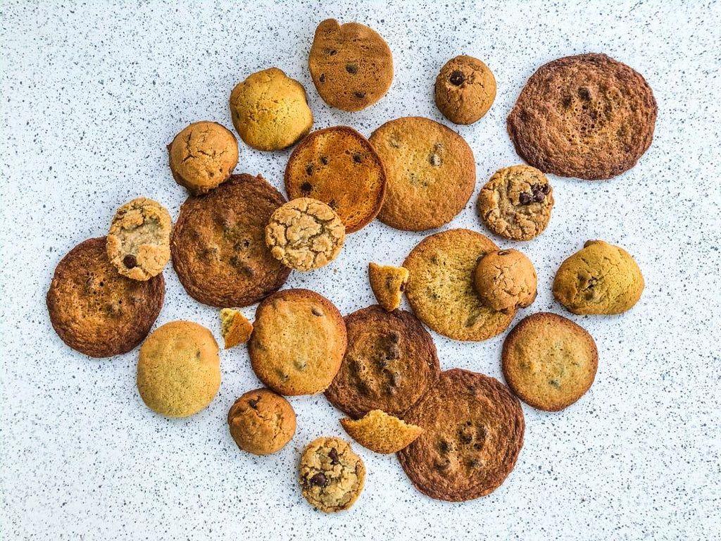 5 Foto Ini Ungkap Kesalahan Saat Bikin Chocolate Chip Cookies