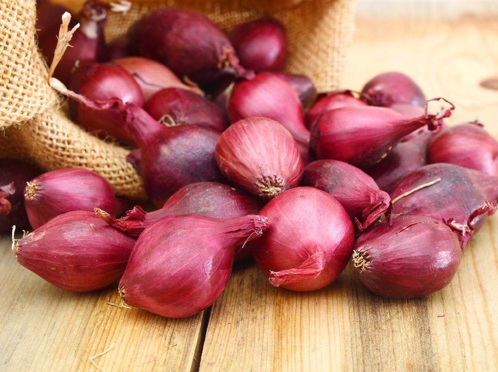 Jelang Lebaran, Harga Bawang Merah di Kota Parepare Meroket!