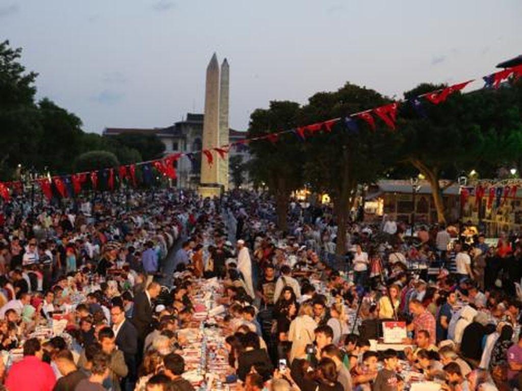 Ramadhan di Tanah Para Sultan