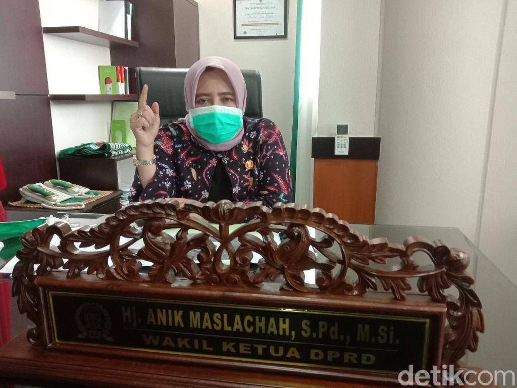 DPRD Jatim Evaluasi PSBB Surabaya Raya dan Sarankan Rapid Test Massal