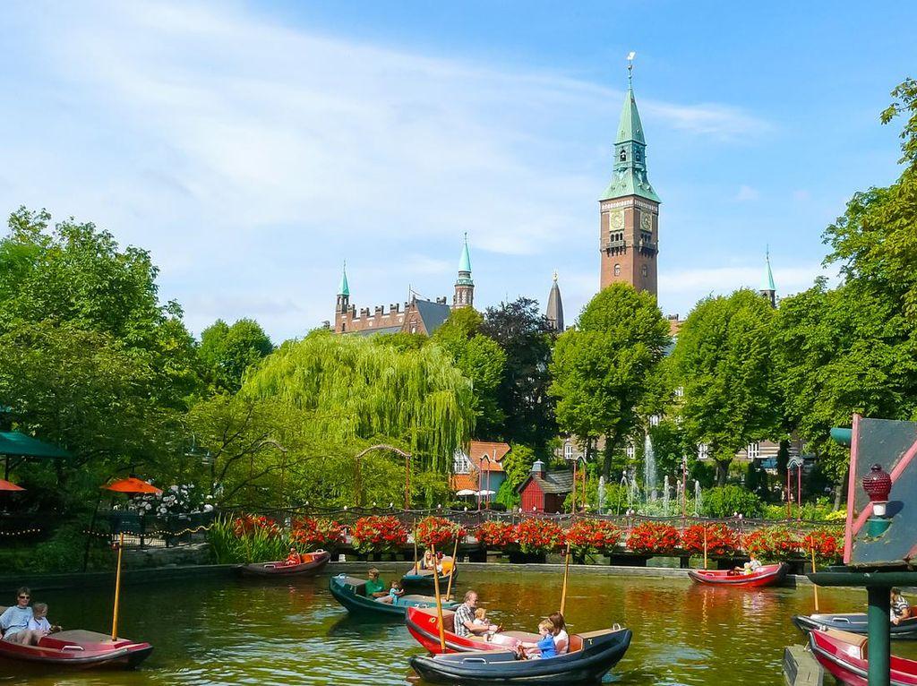 Denmark Sulap Taman Rekreasi Menjadi Sekolah TK