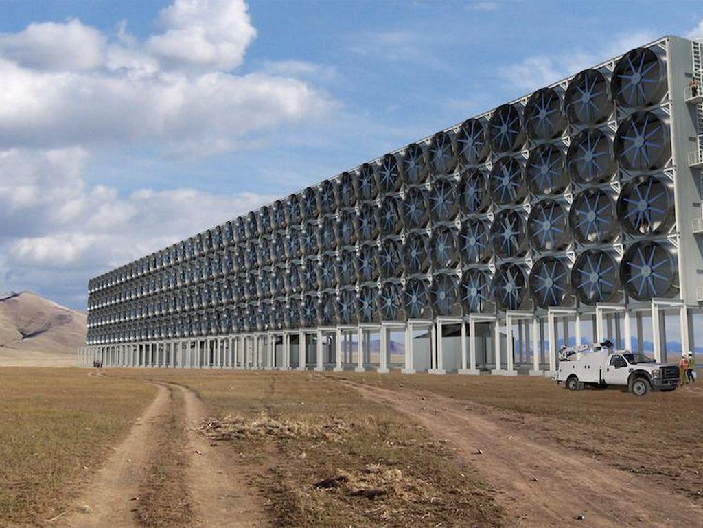 CO2 Bisa Jadi Bahan Bakar Kendaraan Masa Depan