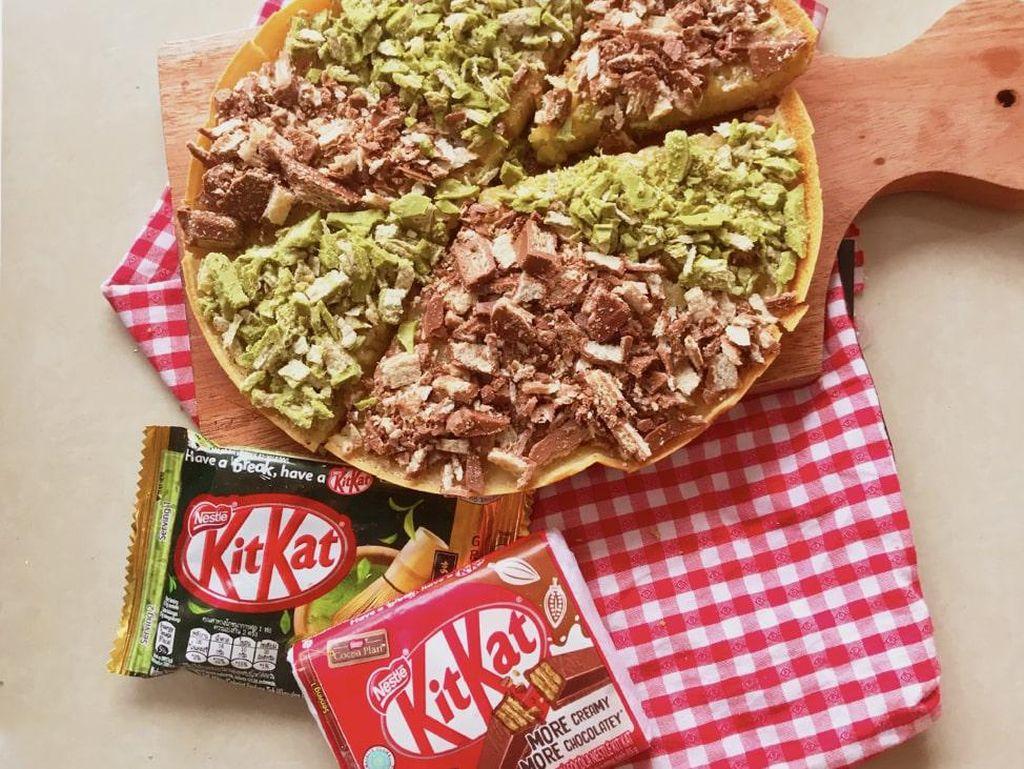 Ngabuburit #DiRumahAja, Yuk Coba Bikin Ide Praktis #KitKat4Takjil