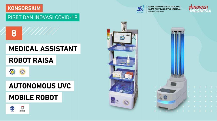 Produk Riset dan Inovasi untuk Penanganan COVID-19