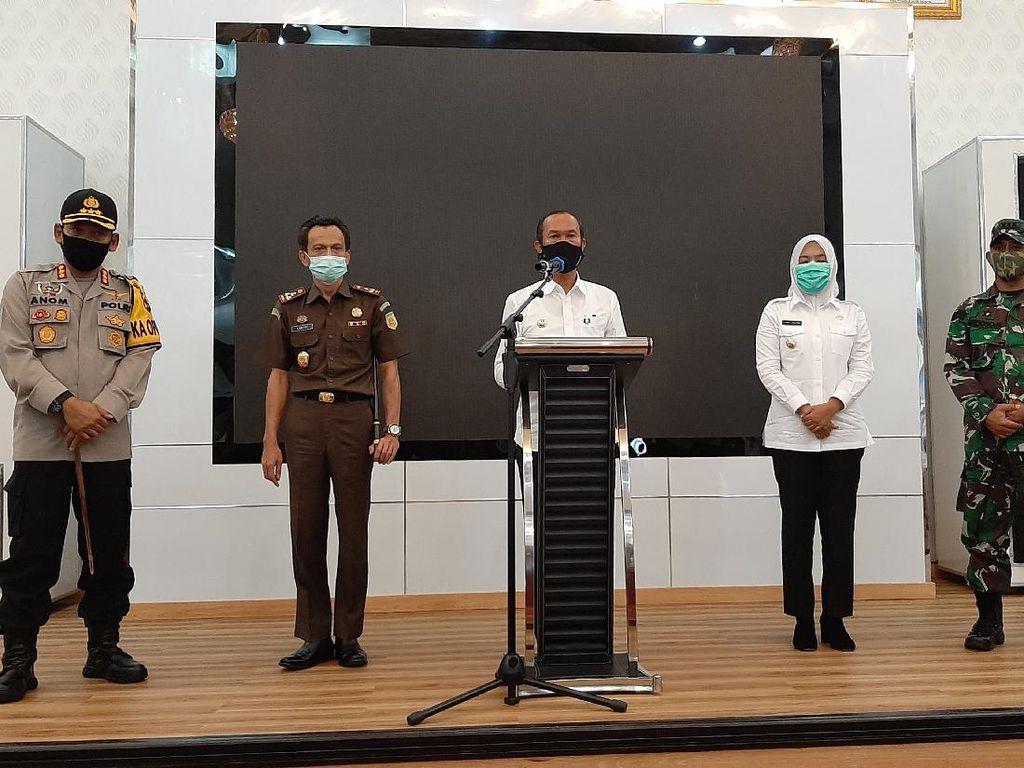 PSBB Palembang Berlaku Mulai Hari Ini hingga 2 Juni