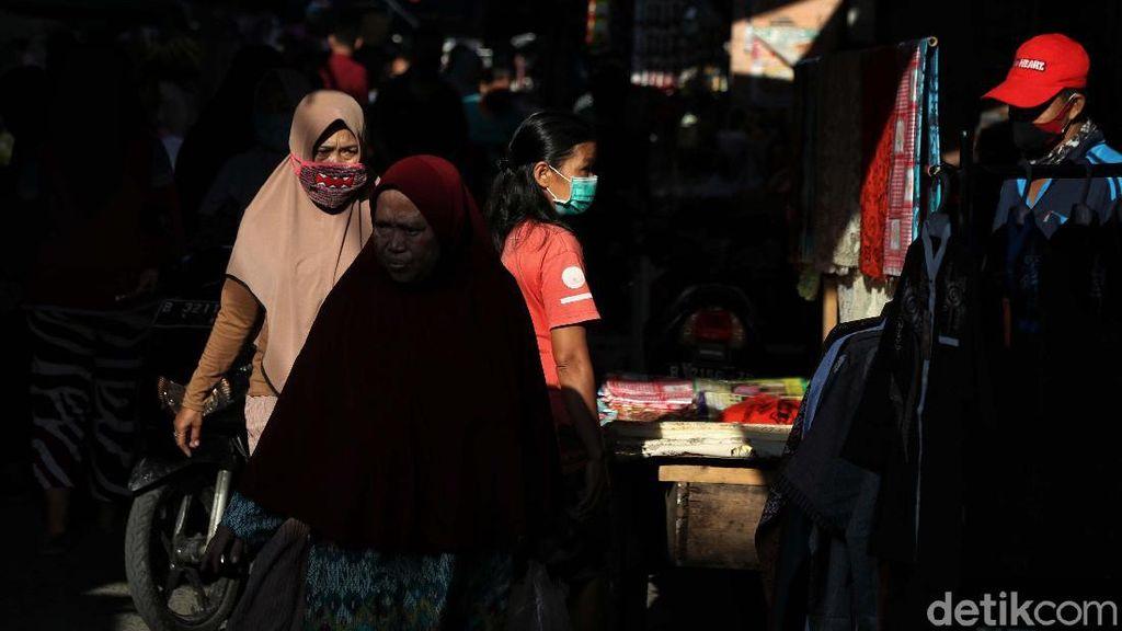 Geliat Pasar Kober Jakarta Jelang Lebaran