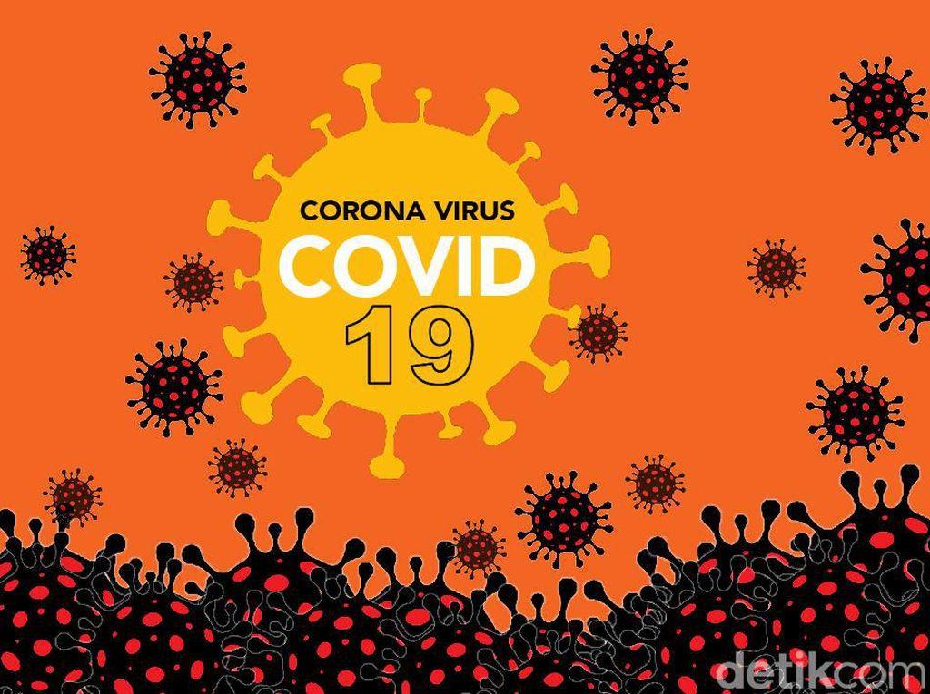 Pecah Rekor Lagi! Kasus Corona RI 3 September Tambah 3.622, Total 184.268