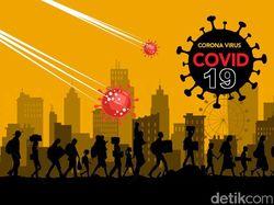 4 Pedagang di Pasar Cileungsi Bogor Positif Terinfeksi COVID-19