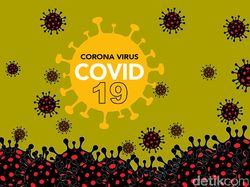 Update Kasus Corona di RI 1 Juni: 26.940 Positif, 7.637 Sembuh, 1.641 Meninggal
