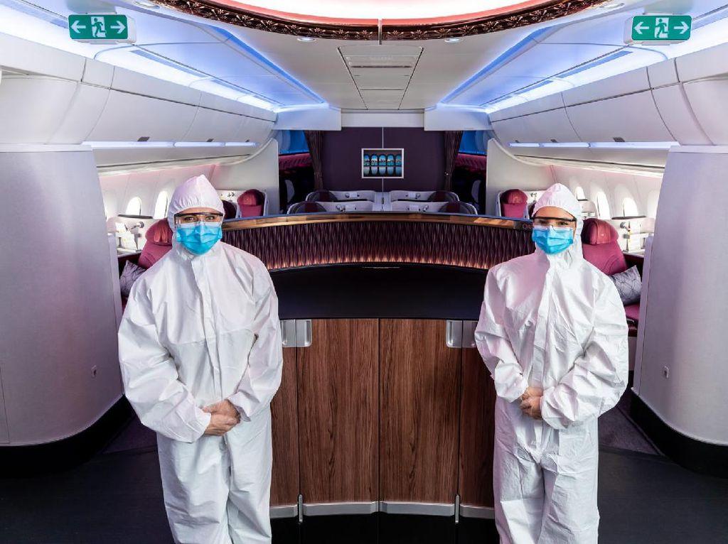 Qatar Airways Terbang Lagi ke Denpasar, Tambah Penerbangan Jakarta