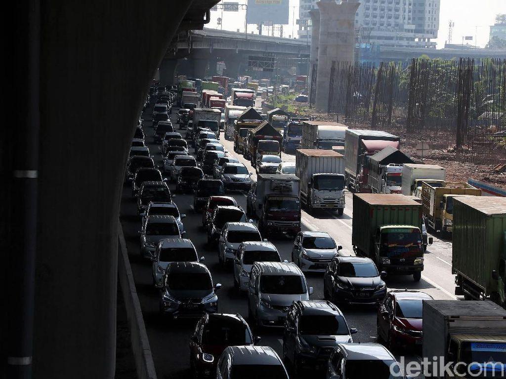 Arus Balik Iduladha, 372.692 Kendaraan Diprediksi Menuju Jakarta